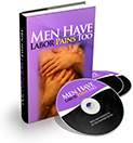 Men Have Labor Pains Too Cover