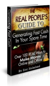 100 Fast Cash Methods Cover