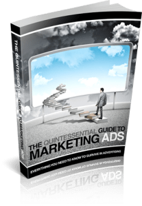 The Quintesstntial Guide to Marketing Ads Cover