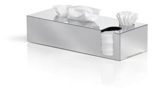 Multi pojemnik na chusteczki, płatki i patyczki NEXIO (