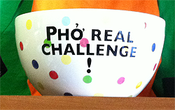 Pho Real Challenge Simi Valley Bamboo Cafe