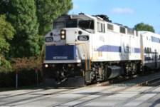 Metrolink Simi Valley Christmas Train