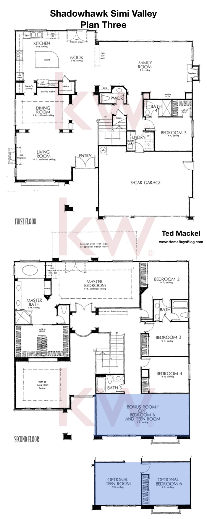 Shadowhawk Floor Plans Simi Valley California