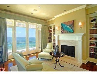 Malibu Fireplace