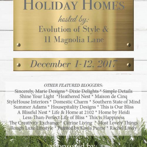 12 Days of Holiday Homes 2017