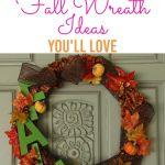Simple Diy Fall Wreath Ideas That You Ll Love This Fall Season