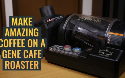 Gene Cafe Roaster – How To Roast Better Coffee at Home