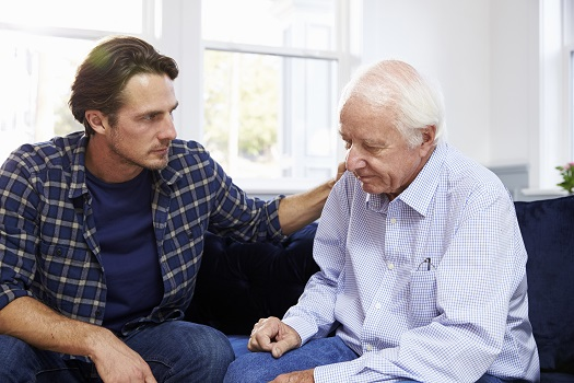 Tips of Distracting a Senior Who Has Dementia in Richmond, VA