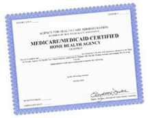 Home Care License