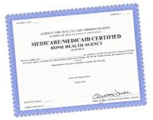 Home Care License