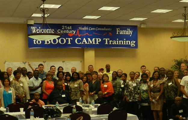 Boot Camp Training - Open Home Health Care Business