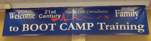 21stCentury Boot Camp - Open Home Health Care Business