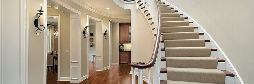 Stair Runners Home Carpet One Chicago | Nylon Carpet For Stairs | Berber Carpet | Non Slip | Tread Covers | Rug | Stairway