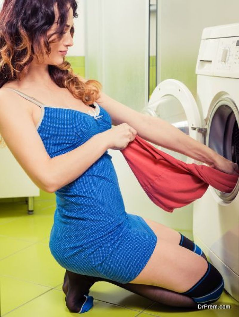 Maintain your dryers and washers