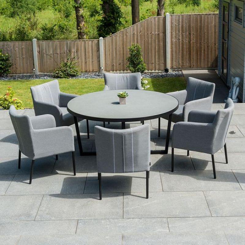 relaxing space in your garden