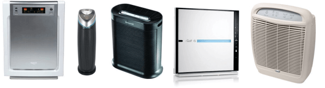 top air purifiers for pet hair and dander