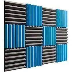 sound absorbing foam tiles