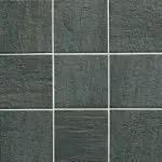 dark tile floor