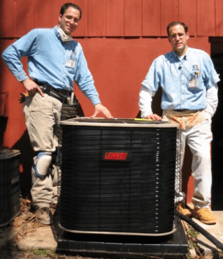 ac repair service agreement