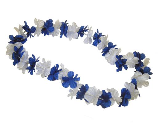 Flower Leis Royal White