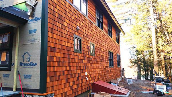 Drainage Plane For Cedar Shingle Siding