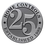 Home Controls 25th Anniversary