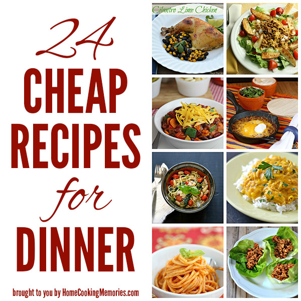 Quick Cheap Dinners 2