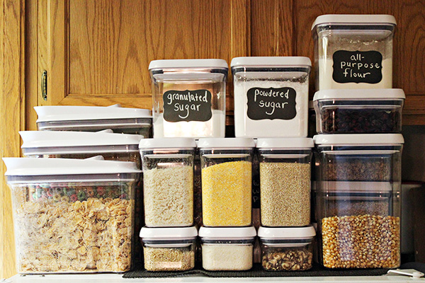 oxo storage ideas for small kitchens - home cooking memories