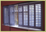 insulation and noise reduction with Home County Shutters