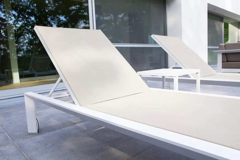 miami sling lounge chair
