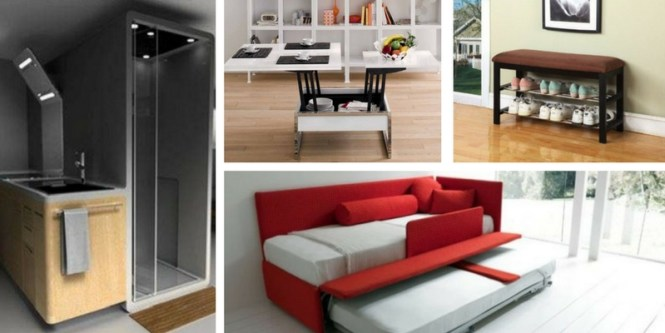 10 E Saving Furniture For Your Small Apartment