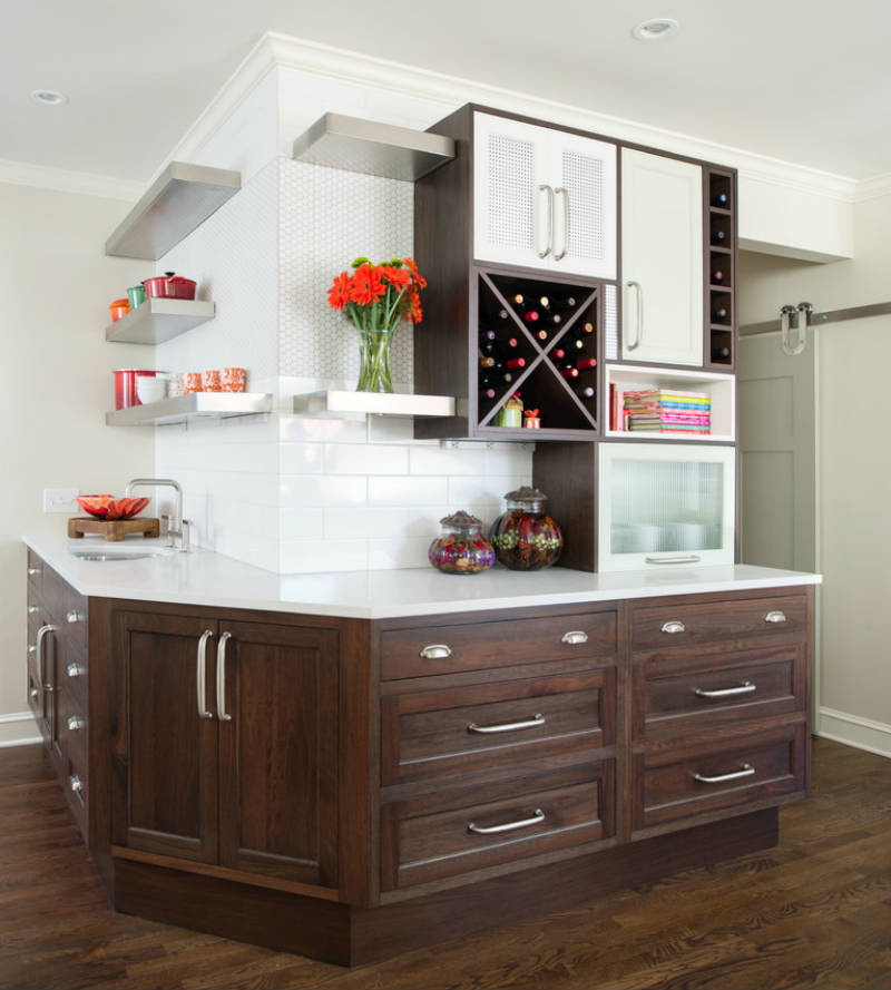 Useful Kitchen Designs If You Want To Decorate Your Small