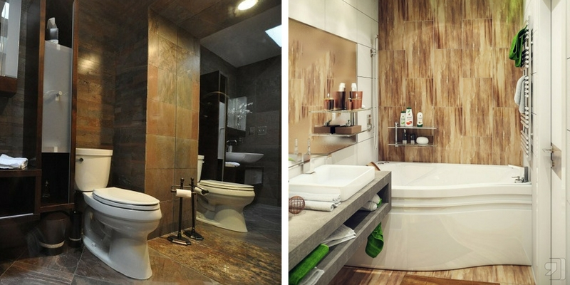 20 Lovely Small Bathroom Ideas For Your Apartment & 20 Lovely Small Bathroom Ideas For Your Apartment \u2013 HomeDecoMalaysia ...