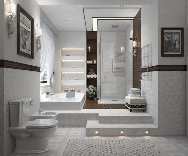 contemporary-bathroom-in-white--modern-decor-ideas