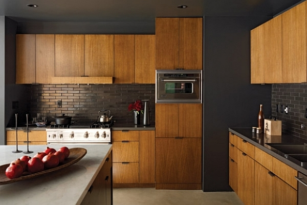 Kitchen Cabinet with Oven