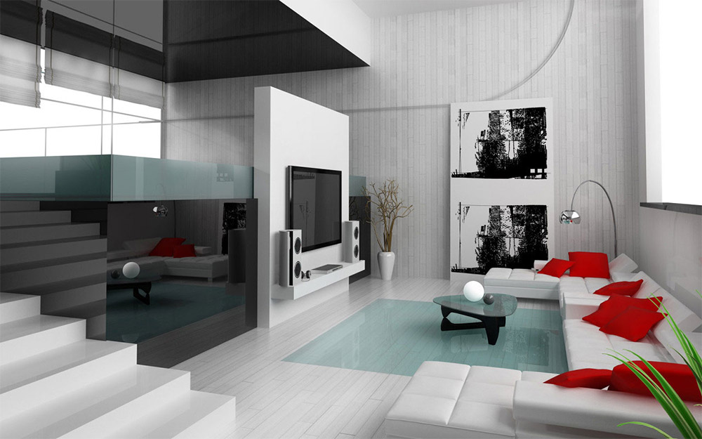 12 Beautiful Duplex Apartment Decoration Ideas Which You Will Love ...