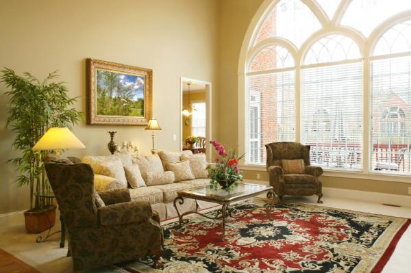 Traditional Living Room Expert Design Ideas Designs