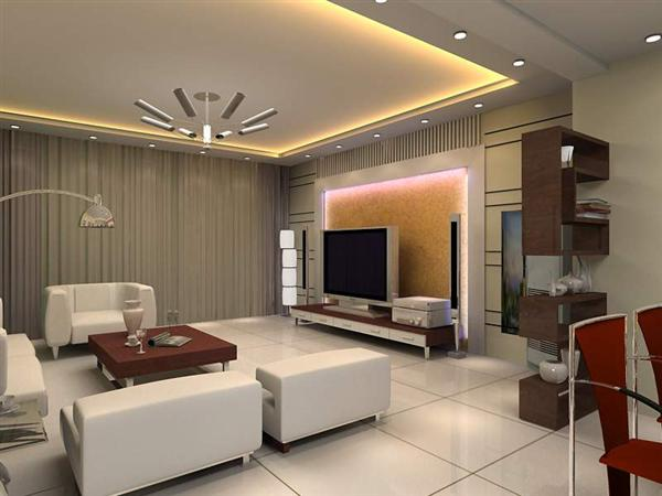 Design For A Small Living Room White Drop Ceiling