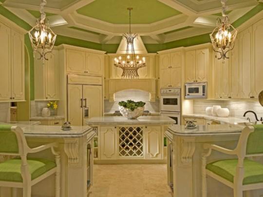 Miscellaneous : Small Kitchen Colors Ideas ~ Interior ...
