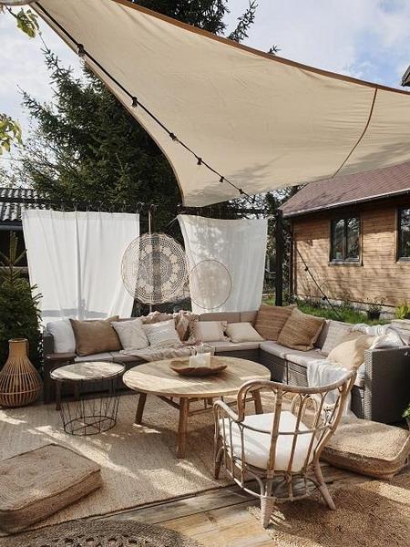 hottest outdoor furniture trends 2022