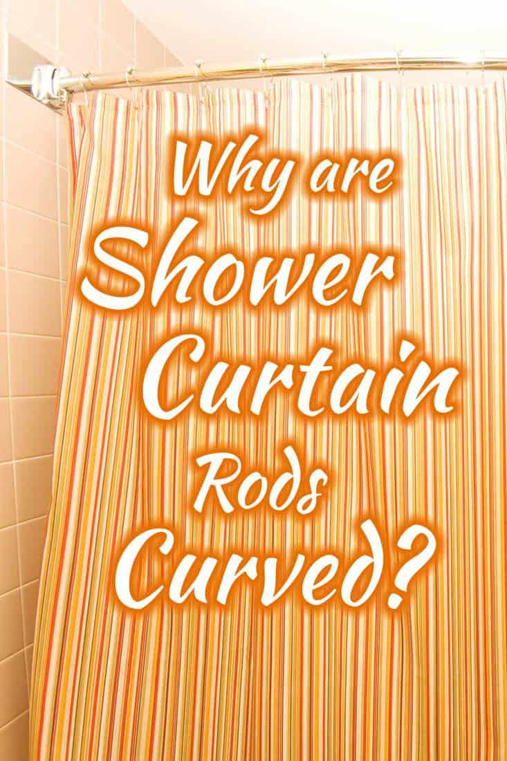 Why Are Shower Curtain Rods Curved Home Decor Bliss