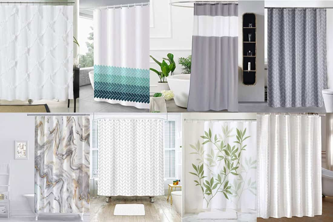 extra long shower curtains 16