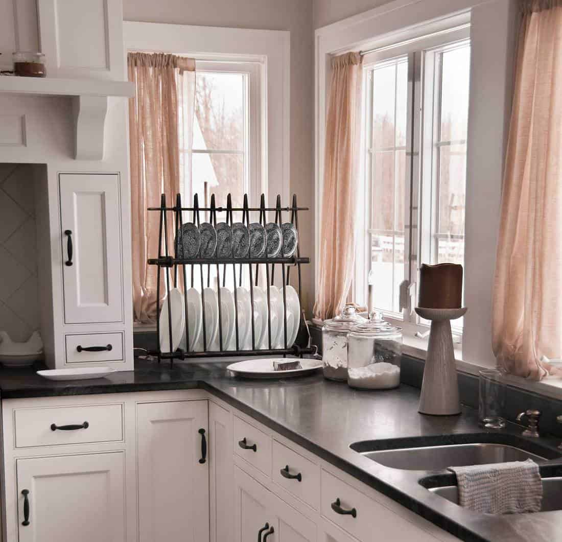 Kitchen Curtains Above The Sink Pictures And Design Tips Home Decor Bliss