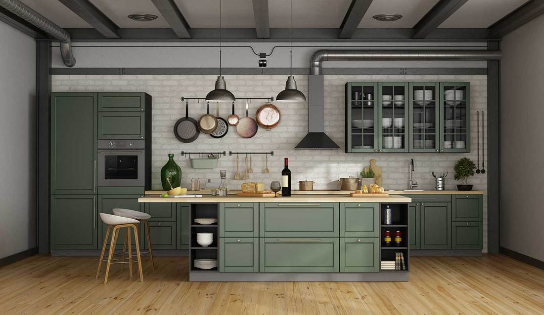 50 Industrial Kitchen Ideas Photo Inspiration Home Decor Bliss