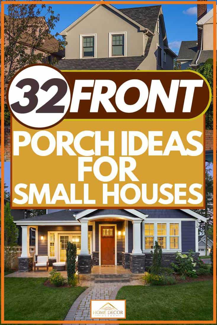 32 Front Porch Ideas For Small Houses Home Decor Bliss