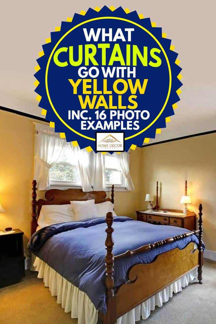 What Curtains Go With Yellow Walls Inc 16 Photo Examples Home Decor Bliss