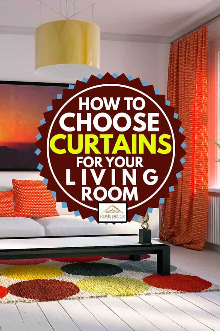 choose curtains for your living room