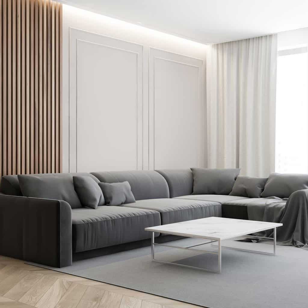 34 gray couch living room ideas inc
