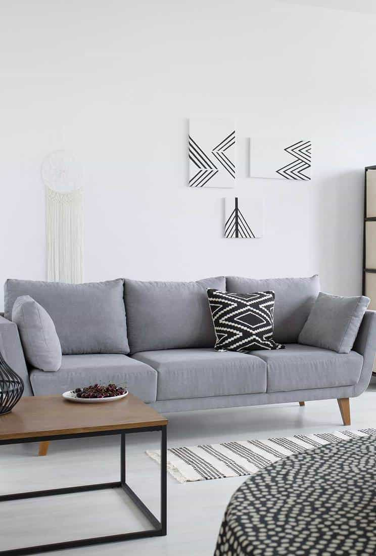 34 Gray Couch Living Room Ideas Inc Photos Home Decor Bliss