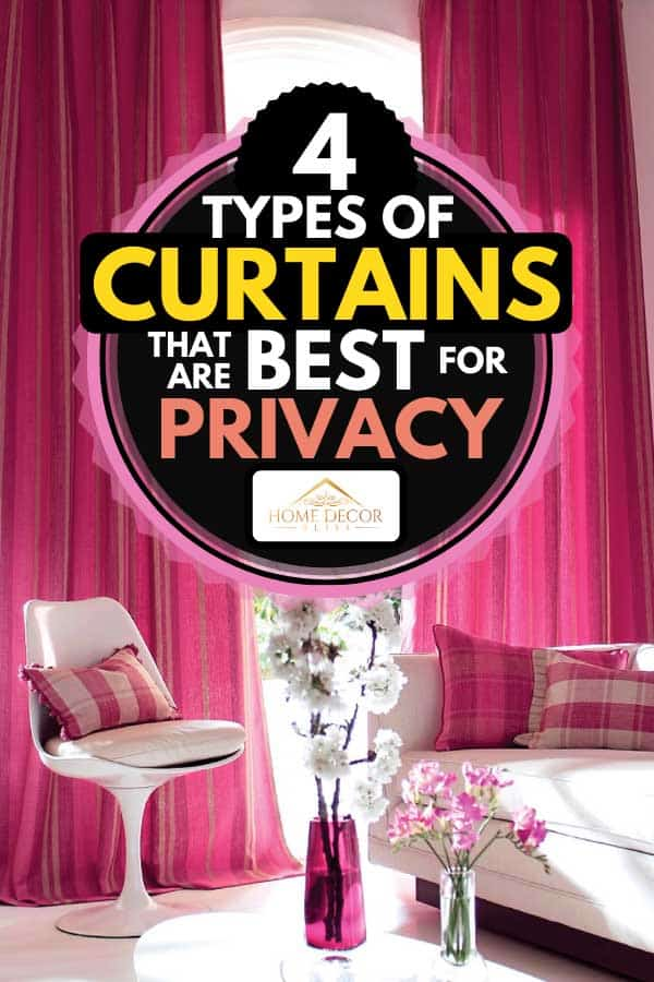 4 types of curtains that are best for